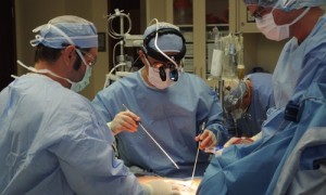 minimally invasive atrial myxoma surgery